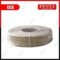 100 Metre KL 4+1 Cctv CCA Kablo 4*0,22 mm  / 1752