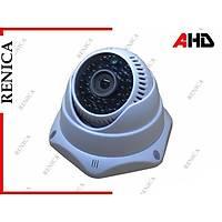 Renica  HD-A137 2 MP APTİNA 3.6 MM Lens 36 IR Led AHD Plastik Dome Kamera-1689R