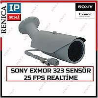 Renica IP-E2291 2 MP 54 Led 3.6 MM Lens Füme Metal Kasa IP Kamera - 1731R