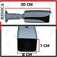 RENICA 4MP  IP-E4095  4 MP IP H265+ DHA 4 ARRAY BULLET 3.6MM LENS IP  KAMERA - 1774R