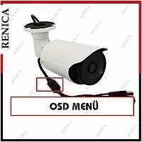 Renica HD-B685 2 MP, 1080P,  48 Led, 3.6MM,  Ayaklı,  OSD Menü AHD Güvenlik Kamerası-1653R