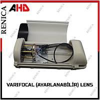 Renica HD-A598 5 MP  36 Led 2.8-12 MM Varifocal Lens SONY IMX335 Sensor Muhafaza  Kasa AHD Kamera - 1861R