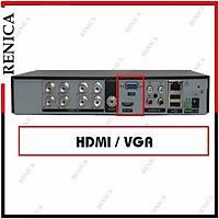 Renica AD-0822 8 Kanal 2MP 1080P AHD Dvr Kayıt Cihazı -XMEYE-1597R