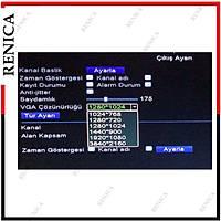 Renica AD-0460P 4 Kanal 5MP-P 1920P AHD Dvr Kayýt Cihazý -XMEYE -H265 / 1804R