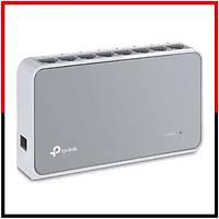 TP-LINK TL-SF1008D 10/100Mbps 8 Port Switch- 1844