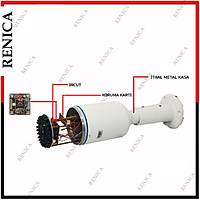 Renica HD-A461 5 MP 1920P  42 Led  3.6 MM Lens  Ahd Smsg Kasa Kamera-1819R