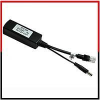 POE Kablo - Power Over Ethernet Kablosu Seti - Maksimum 100 Metre- 1356