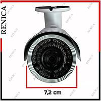 Renica HD-A1861 2 MP  Sony IMX307  42 IR Led 6 MM Lens AHD Kamera-1684R