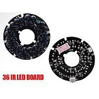 36 IR Led Board - 36 ledli kart  /  1196