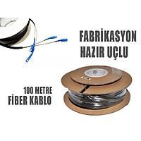 100 Metre Hazýr Fiber Optik Polietilen Kablo - 1615