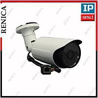 Renica IP-E785 1.3 MP  48 Led 3,6 MM Lens SESLİ  IP Kamera  - 1709R