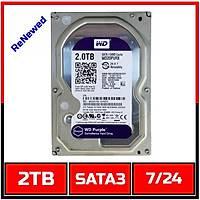 2 TB Western Digital Purple 7/24  Güvenlik  Diski - 1725