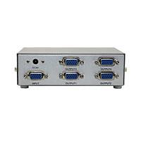 S-link SL-2504 4 VGA 250 Mhz Monitör Çoklayýcý - 1667
