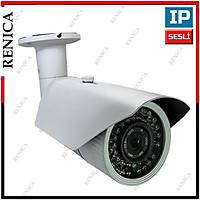 Renica IP-E2585 2 MP 42 Ir Led 3.6 MM Lens Metal Kasa H.265 IP Kamera - 1772R