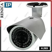 Renica IP-E5061 5 MP 42 Led 3.6 MM Lens SONY IMX335 Sensor Metal Kasa H.265 IP Kamera - 1823R