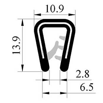 M300004200 Saçlý Profil