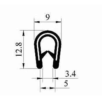 M300005000 Saçlý Profil