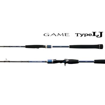 SHIMANO GAME TYPE-LJ B632R CASTING 1,91 MT 1 PCS 145 GR JIG 150 GR