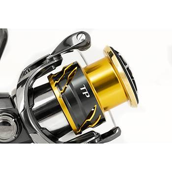 SHIMANO TWIN POWER FD 4000FD 9+1 BB 5.3:1 TUR 11 KG DRAK