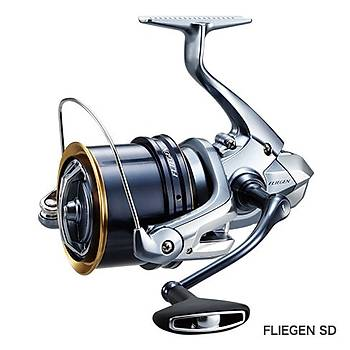 SHIMANO SUPER AERO FLIGEN SD SURF MAKİNE 3.4:1 TUR 490 GR 8S-ARB+1 BB