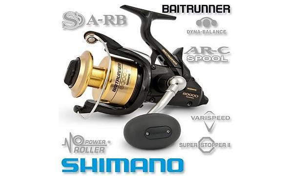 SHIMANO USA BAITRUNNER 4000D 3+1 BB