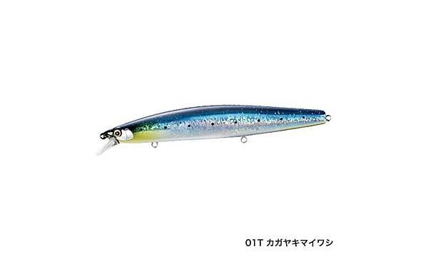 SHIMANO EXSENCE SILENT ASSASIEN 129F 12,9 CM 22 GR RENK 01T ARC MAKET BALIK