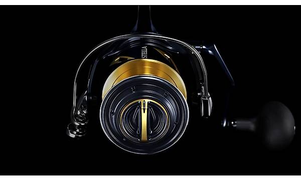 SHIMANO STELLA SW 6000HG-C 5.7:1 TUR 13S-ARB+1BB 13 kg DRAG 103 CM SARIM