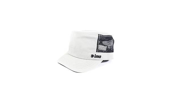 IMA MESH WORK CAP GRAY