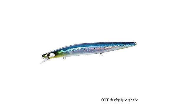 SHIMANO EXSENCE SILENT ASSASIEN 140F 14 CM 23 GR RENK 01T ARC MAKET BALIK