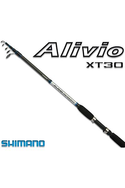 SHIMANO ALIVIO SLIM TELE KAMIÞ 3,60 MT 40-80 GR