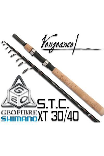 SHIMANO VENGEANCE STC MINI TELE SPIN 2,10 MT 10-30 GR
