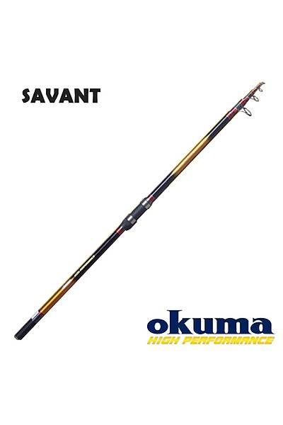 Okuma Savant 420 cm 200-250 gr Aksiyonlu Surf Kamýþý