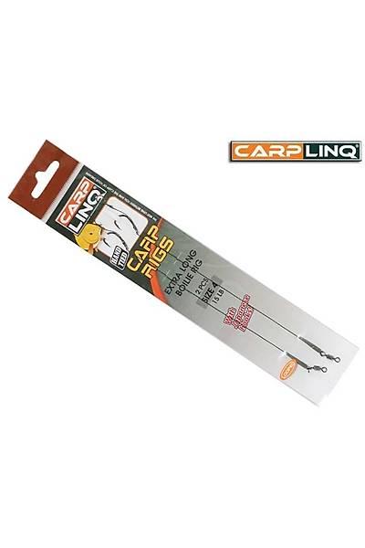 Carp Linq Extra Long Boilie Rig 15 lbs No:4