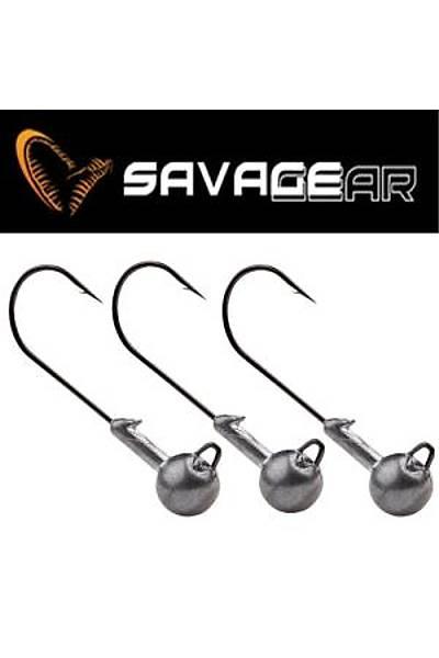 Savagear Ball Jig Heads 1 No Ýðne 3.5 gr