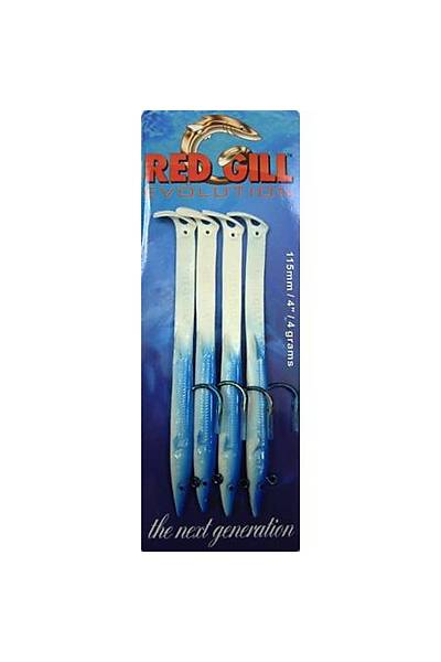 Red Gill Evolution 115 mm 4 gr Hazýr Ýðneli Silikon  ( 1 AD. FIYATIDIR )