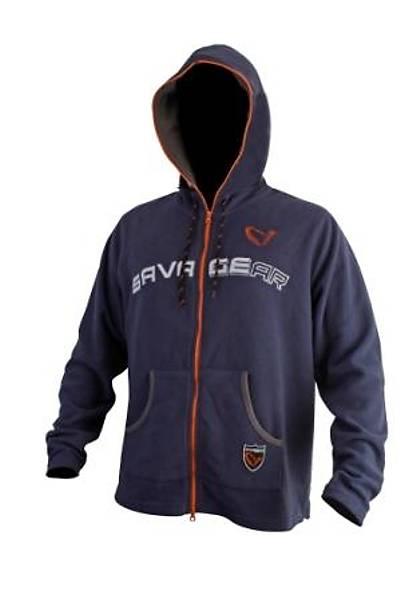 Savagear SG Fleece Hoodie Jacket Midnight Blue