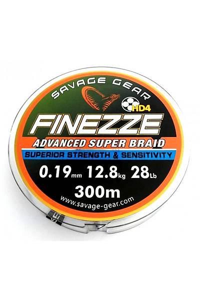 Savagear Finezze HD4 120 m Ýp Örgü Misina