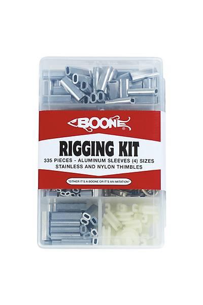 Boone Rigging Kit - Aksesuar Seti ve Kutusu
