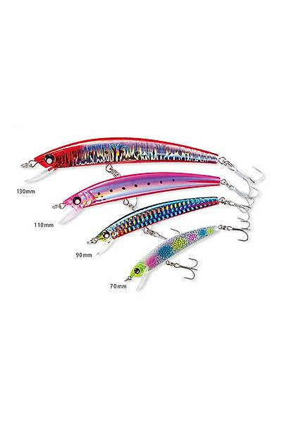 Yo-Zuri Crystal Minnow Long Cast F950 110 mm