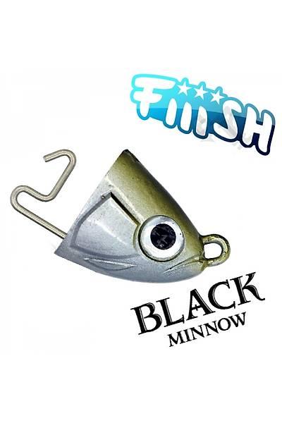 Fiiish Black Mýnnow Shallow 120 6gr kaki