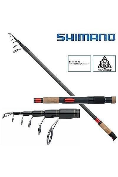 SHIMANO CATANA CX TELE SPIN 1,80 -L- 3-14 GR