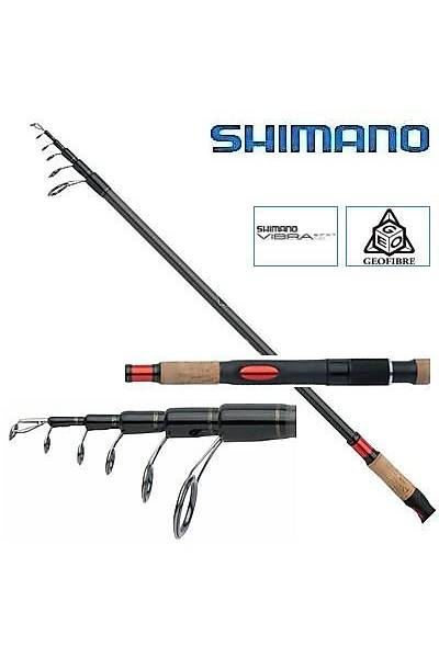 SHIMANO CATANA CX TELE SPIN 2,70-MH   14-40