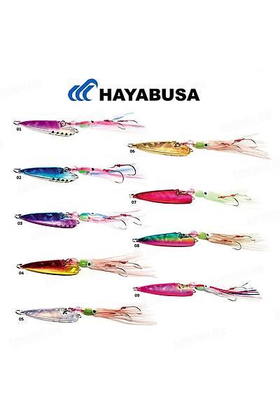 Hayabusa Jack Eye Kick Bottom 60g