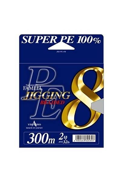 YAMATOYO PE JIGGING 8 300m PJ4/55