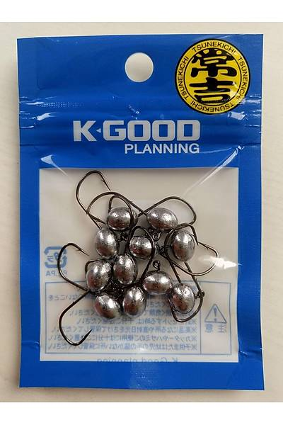 K-Good LRF Micro JigHead 3gr
