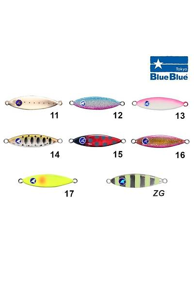 BlueBlue SeaRide Mini Jig Yem 6 Gr