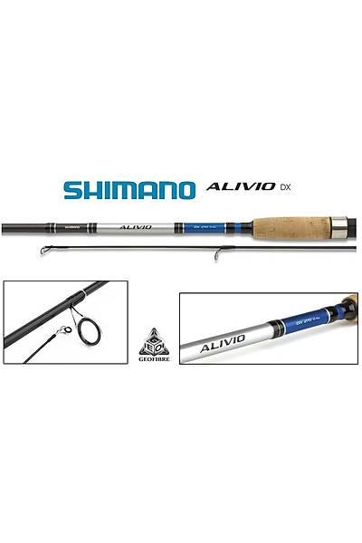 SHIMANO ALIVIO CX SPINNING 3,00 MT -MH- 14-40 GR