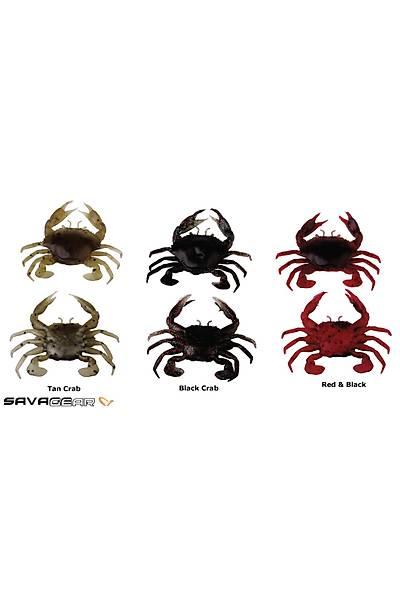 Savage gear LB 3D Manic Crab 2.5 cm 5 Adet Suni Yem