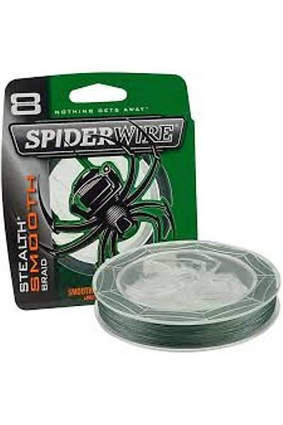 Spiderwire Smooth Braýd 0.30mm 34.3kg 75lb 300m