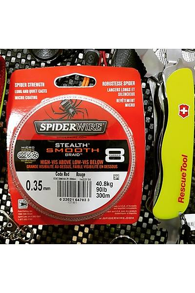Spiderwire Smooth Braýd 0,40mm 49.2kg 108lb 240m